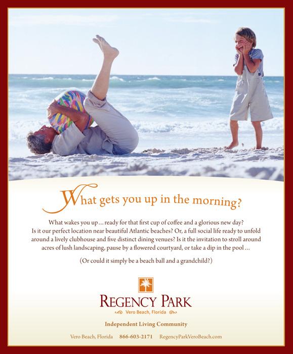 Regency Park Independent Living Ad