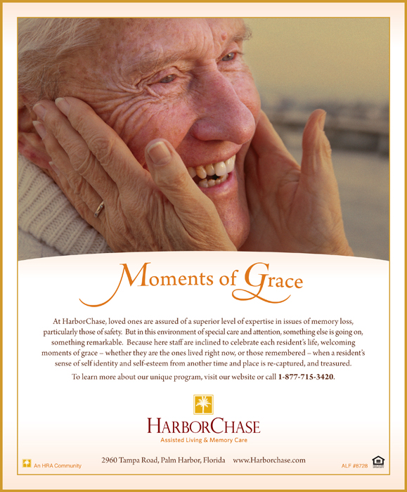 HarborChase Memory Care Ad