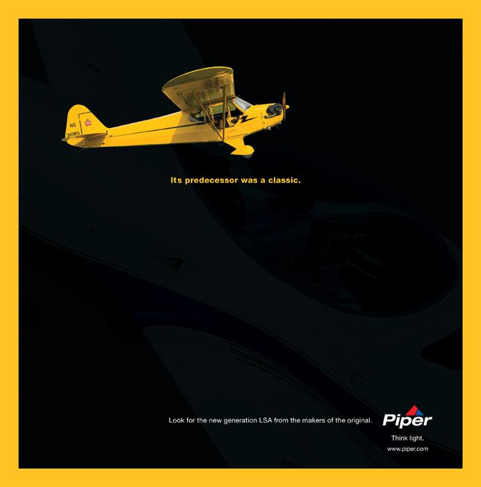 Piper Teaser Ad Campaign