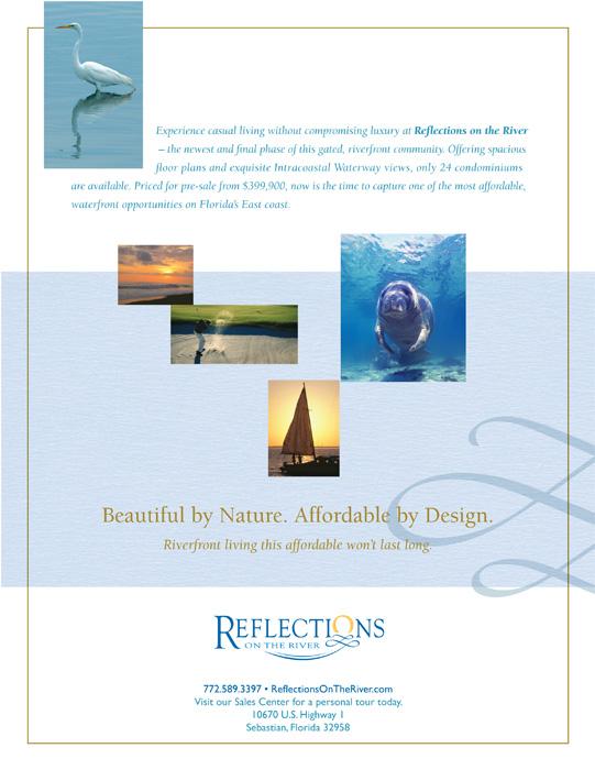 Reflections retirement community ad