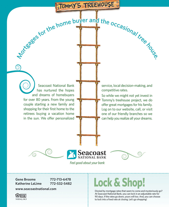 Seacoast National Bank Ad Campaign