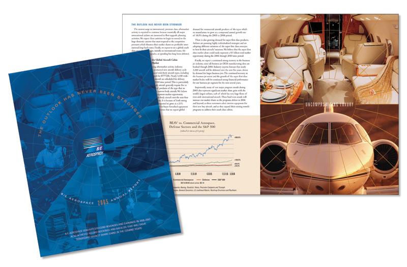 BE Aerospace Annual Report