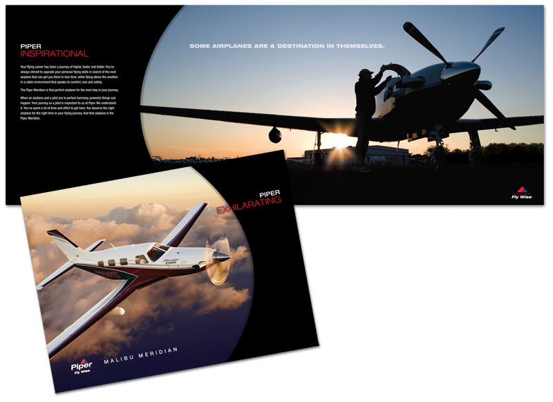 Piper Meridian G1000 Brochure