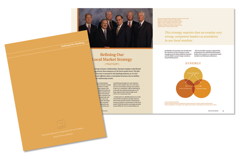 Seacoast National Bank Annual Report
