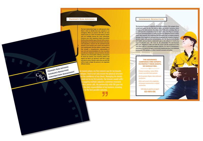 CRG Brochure