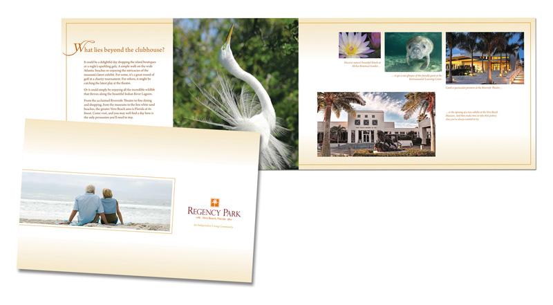 Regency Park Brochure
