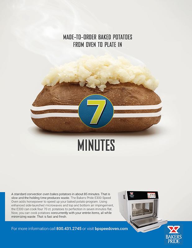 Speed Oven Potato Ad 2