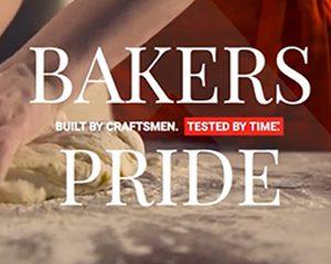 Bakers Pride Website