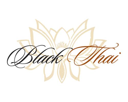 Black Thai Logo