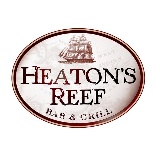 Heatons Reef Logo