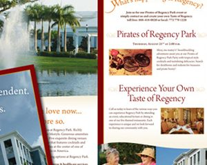 Regency Park – Direct Mail