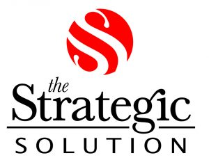 The Strategic Solution Logo Concept