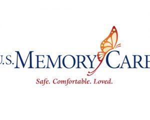 US Memory Care Logo
