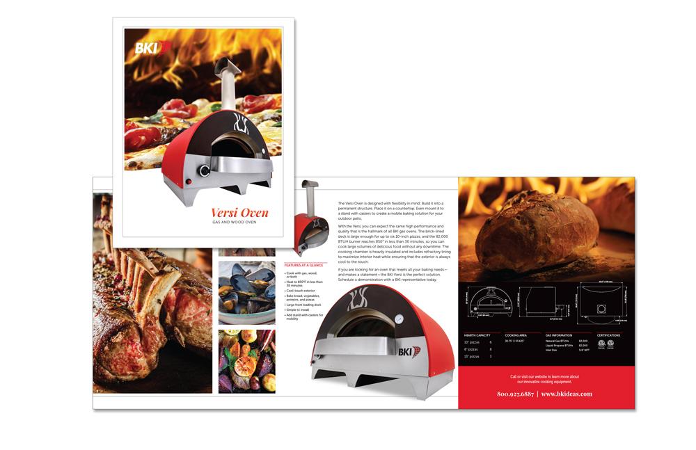 Versi Oven Brochure