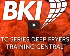 BKI TC Deep Fryer Commercial