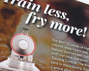 BKI TC Deep Fryer Sales Brochure