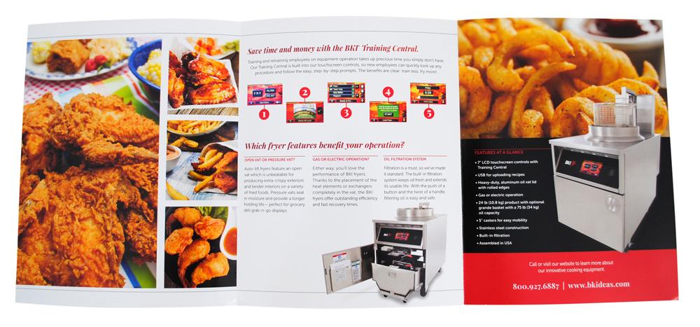 BKI TC Deep Fryer Brochure