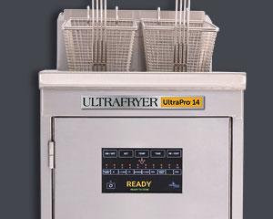 UltraPro 14 Deep Fryer Brochure