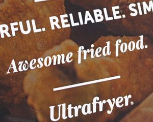 Ultrafryer Conference Show Invite